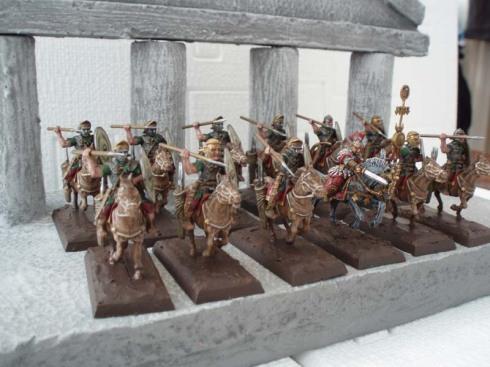 28mm Romans