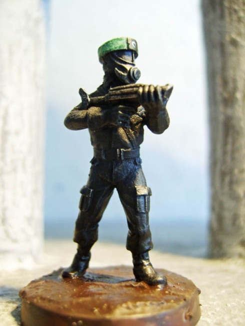 Federation trooper