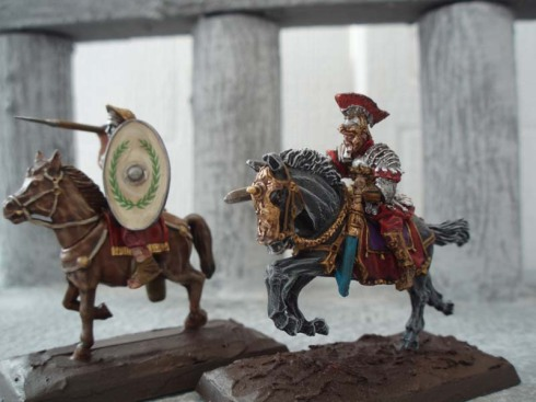 Auxiliary Cavalry 28mm