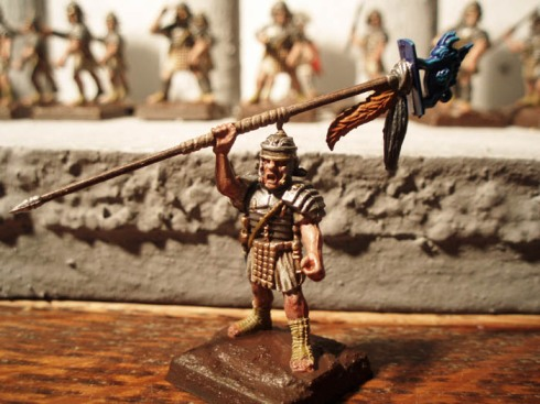 Roman Legionary Veterans