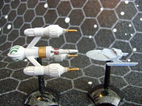 Mirander Class with Liberator