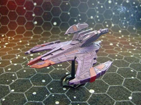 Jem 'Hadar Battle Cruiser