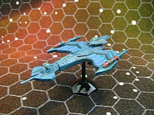 Klingon Negh'Var Flagship
