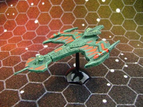 Klingon Negh'Var
