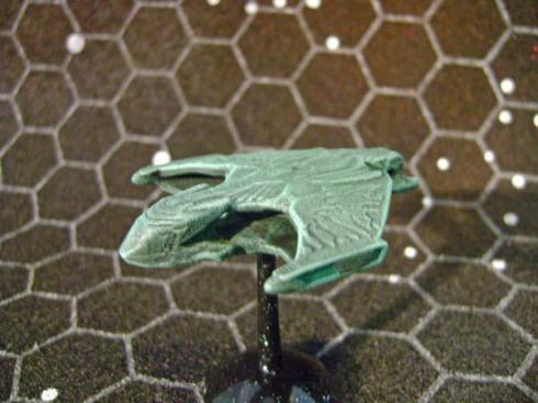 Romulan Ship