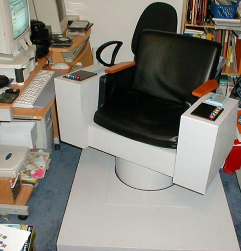 Captain Kirk Command Chair