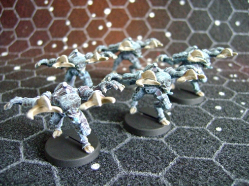 Space crusade Genestealers