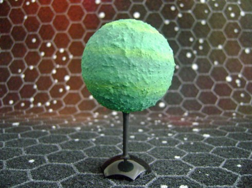Planet Scenery