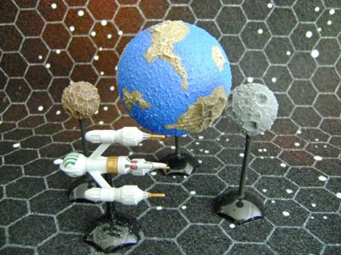 Planet scenery Ebay