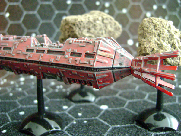 red dwarf ship model kit - photo #4