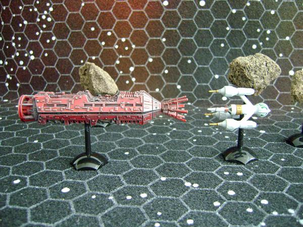 red dwarf ship model kit - photo #10