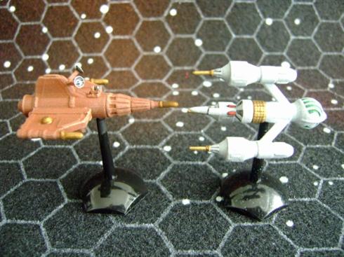 Blakes 7 Terran Federation