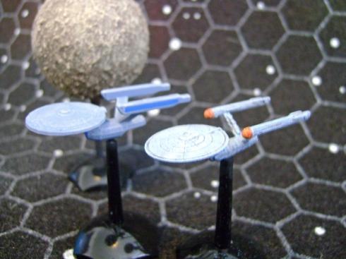 Constitution class USS Enterprise