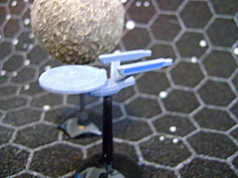 Constitution class USS Enterprise refit