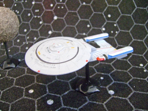 Furuta USS Enterprise D