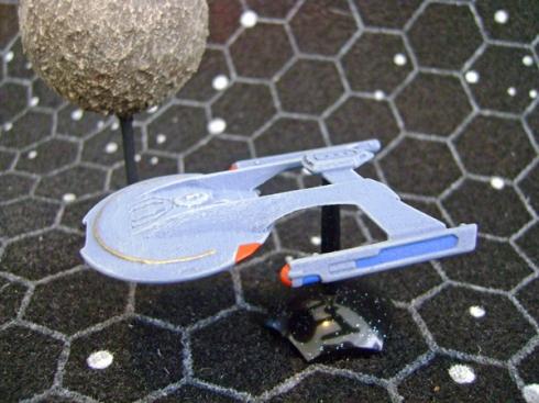 USS Thunderchild Akira Class
