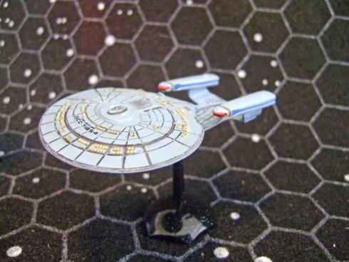 Heroclix Star Trek Galaxy class