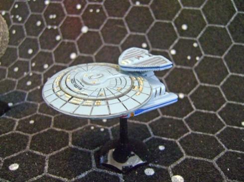 Heroclix Star Trek Nebula class