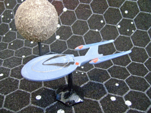 star trek Sovreign class Shapeways