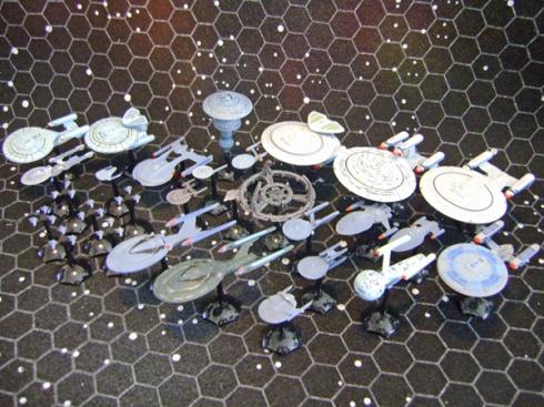Star Trek Federation Fleet