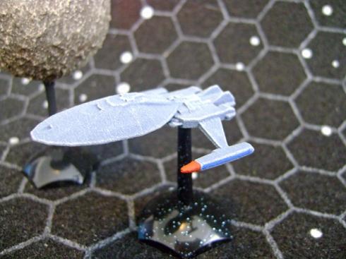 1/7000 Scale Star Trek