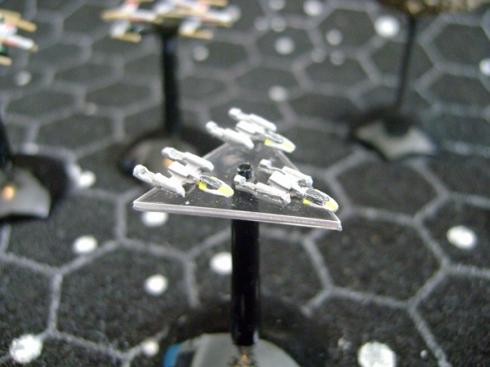 Star wars Y Wing