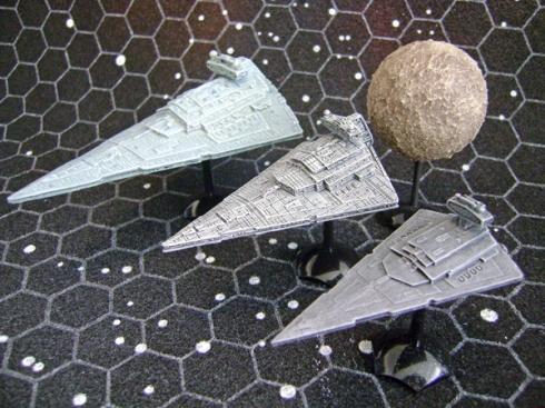 Star Destroyer Comparison