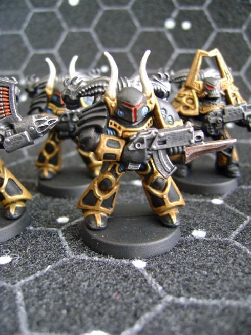 Space Crusade Chaos Marines