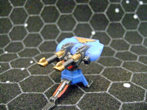 Space marines Blue 4