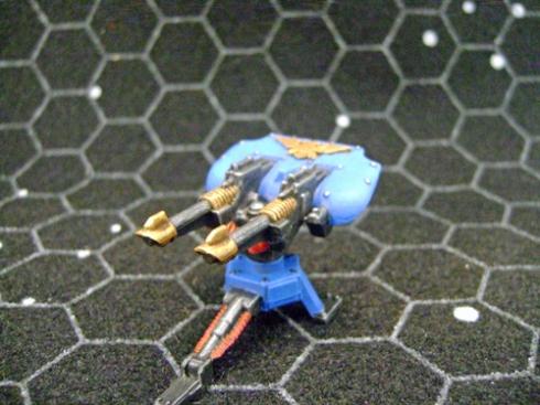 Space marines Blue 4