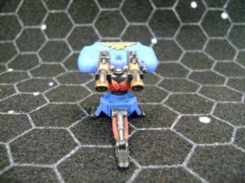 Space marines Blue 5