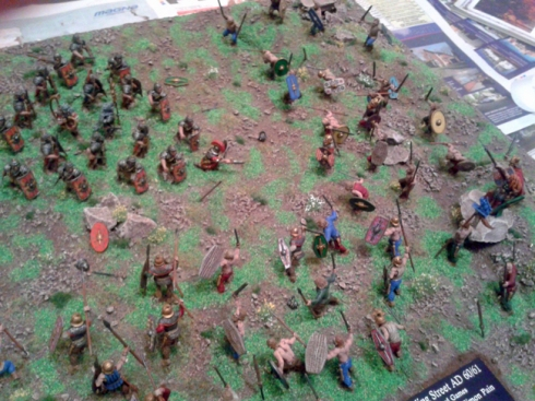 28mm Romans and Celts