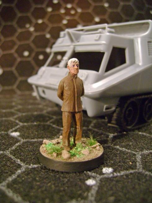 Commander Straker