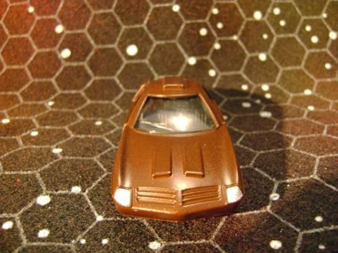 Ed Straker's car