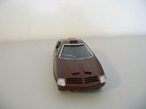 Ed Straker car