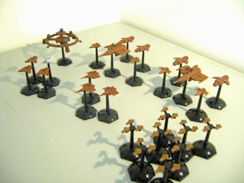 Terran Fleet