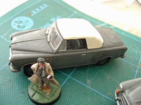 Columbo Car