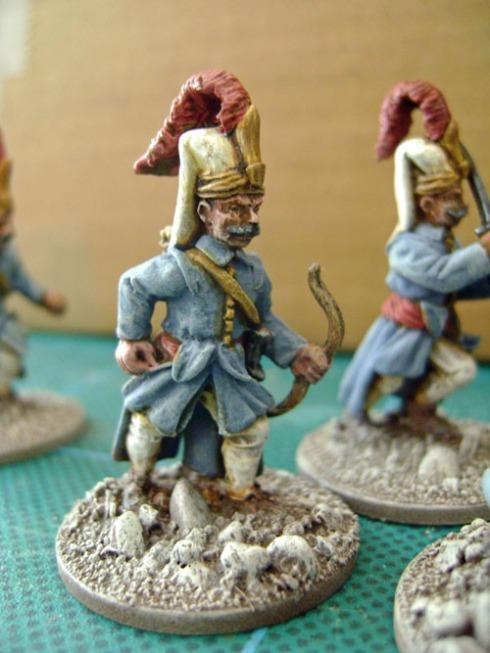 The Assault group Turks