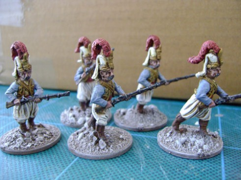 Perry Zouaves Conversion!