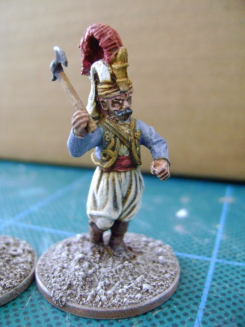 Perry Zouaves Conversion
