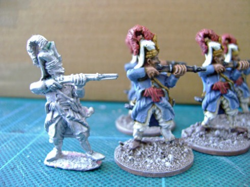 Redoubt conversion