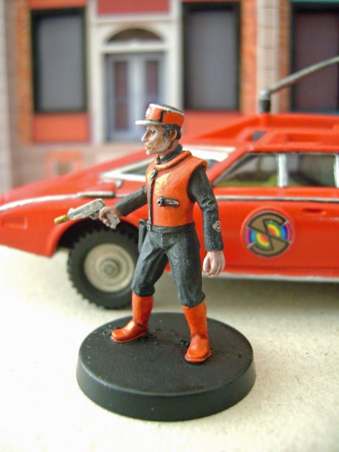 Captain Scarlet and SPC