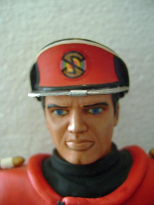 Sevens Capt Scarlet