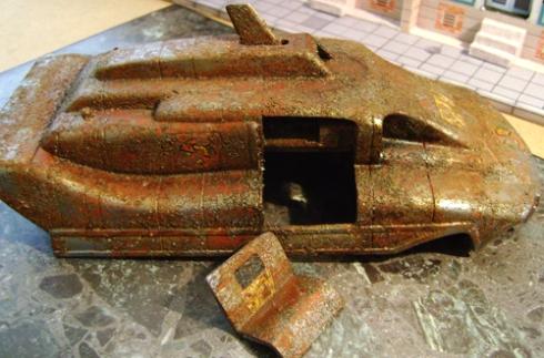 SPV rusty red 3