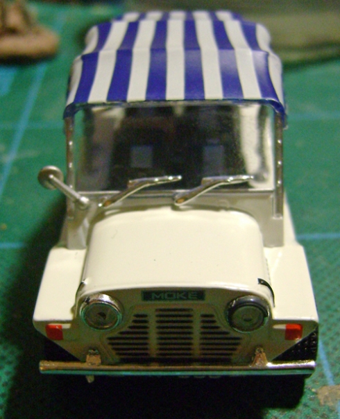 1/43 James Bond Collection Mini Moke