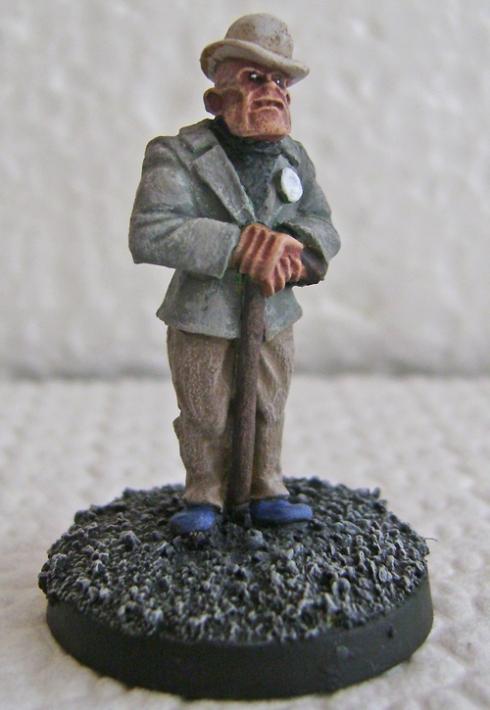 Artizan figure