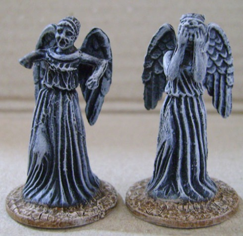 DW weeping angel