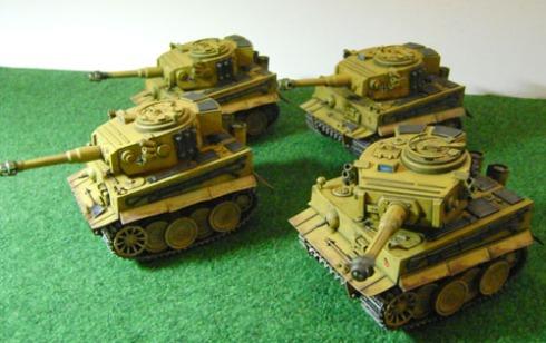 Tiger group 1