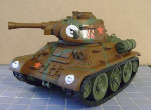 T34 A