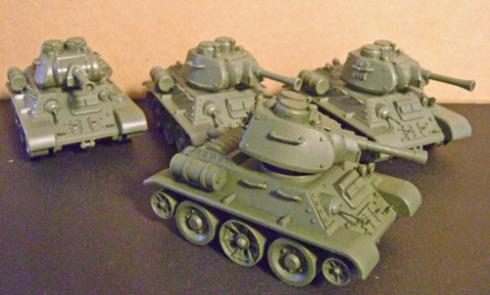 T34 company 1